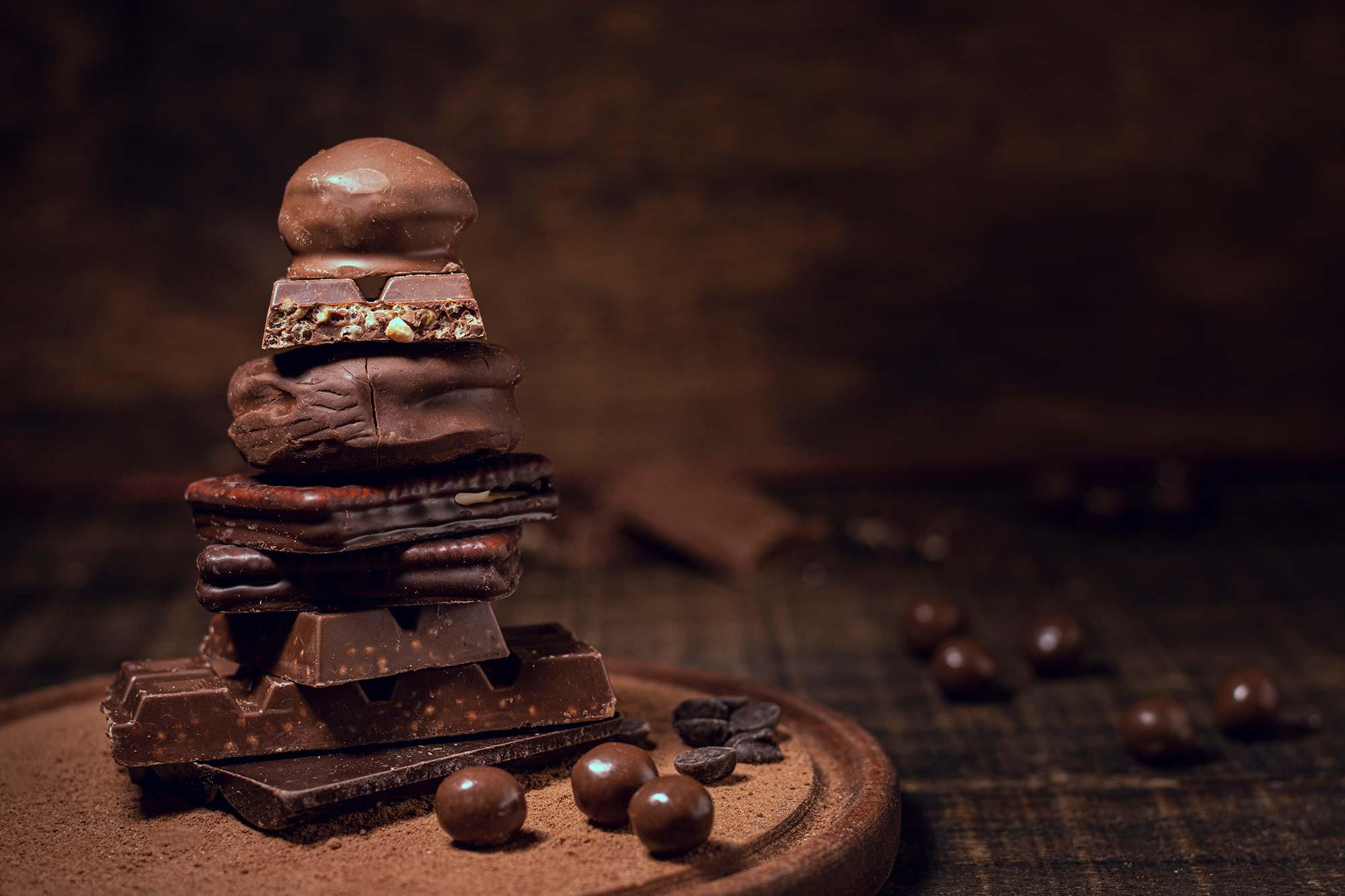 шоколад Калев